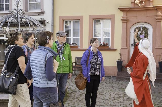 Stadtführung in Ottweiler