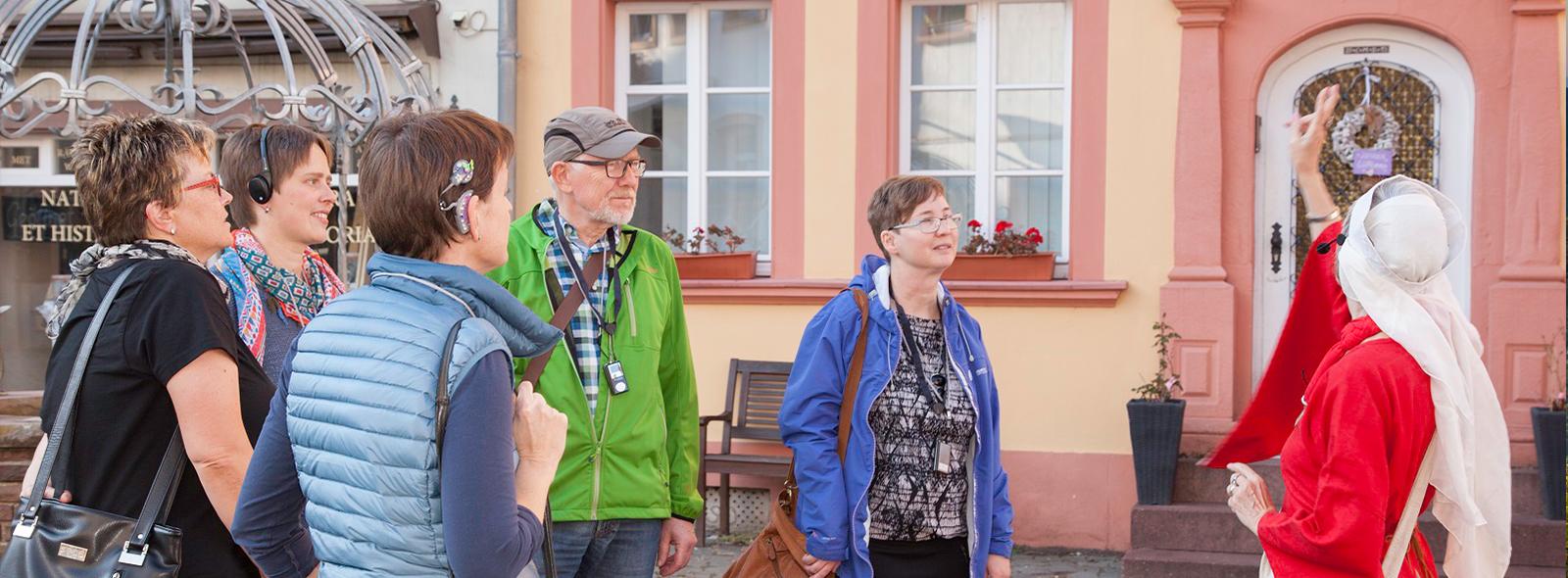 Stadtführung Ottweiler